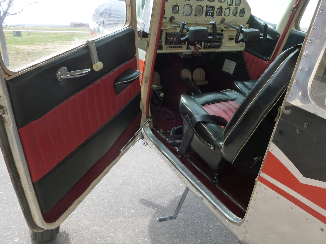 1956 Cessna 180 N180XP *Sold* - Wing and a prayer